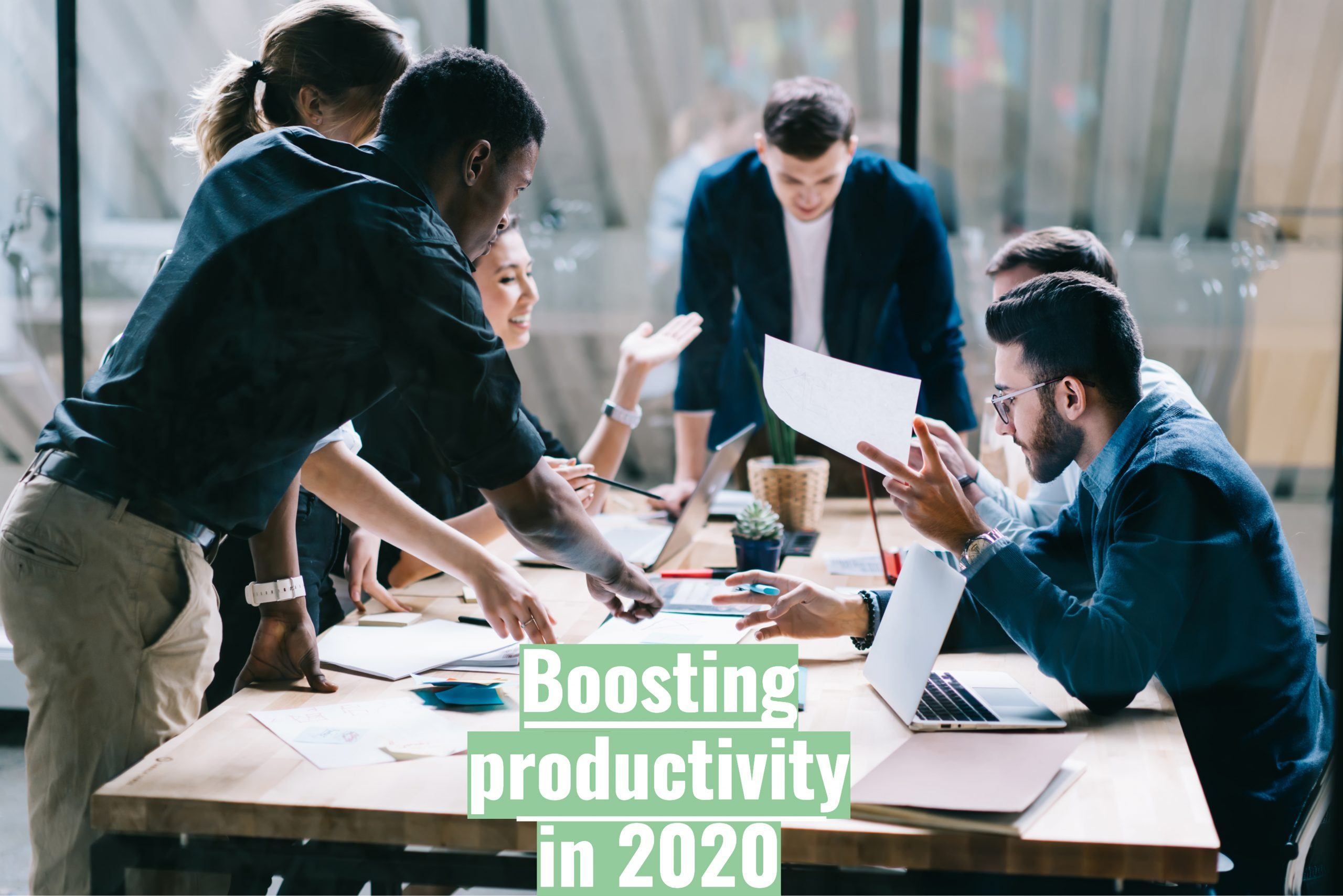 Productivity boosting tips
