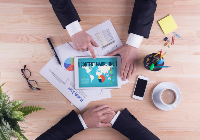 Optimise your content marketing strategy with these five trends