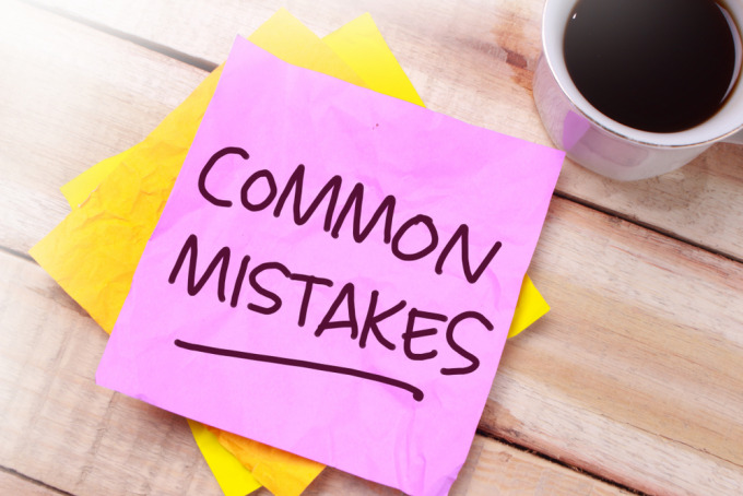 Six common social media mistakes you need to avoid
