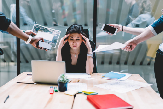 Three ways to avoid burning out at work