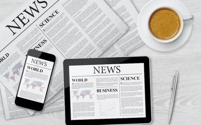 Can news articles improve the quality of a website?