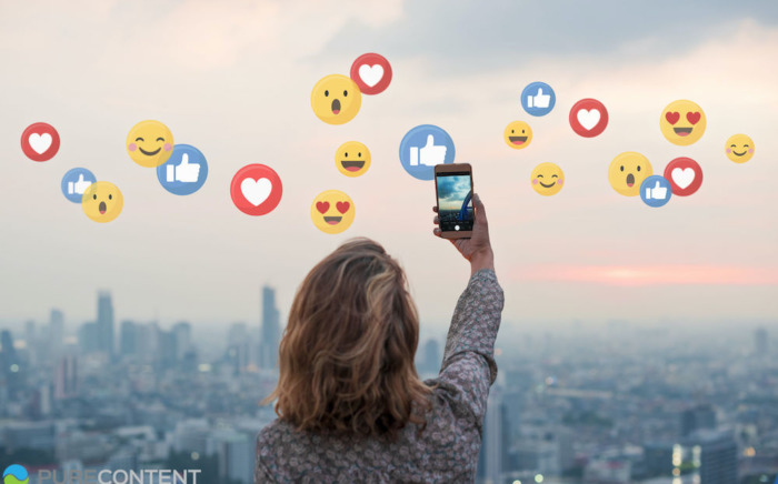 How to reach audiences with content on social media